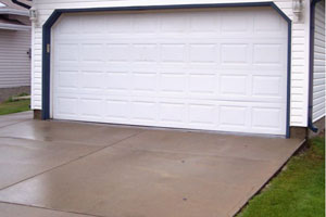 Professional Concrete Garage Pads